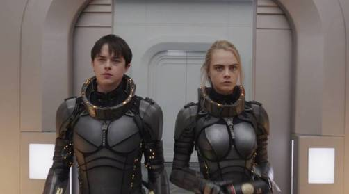 Valerian and Laureline (Copyright Europacorp/Fundamental Films2017)