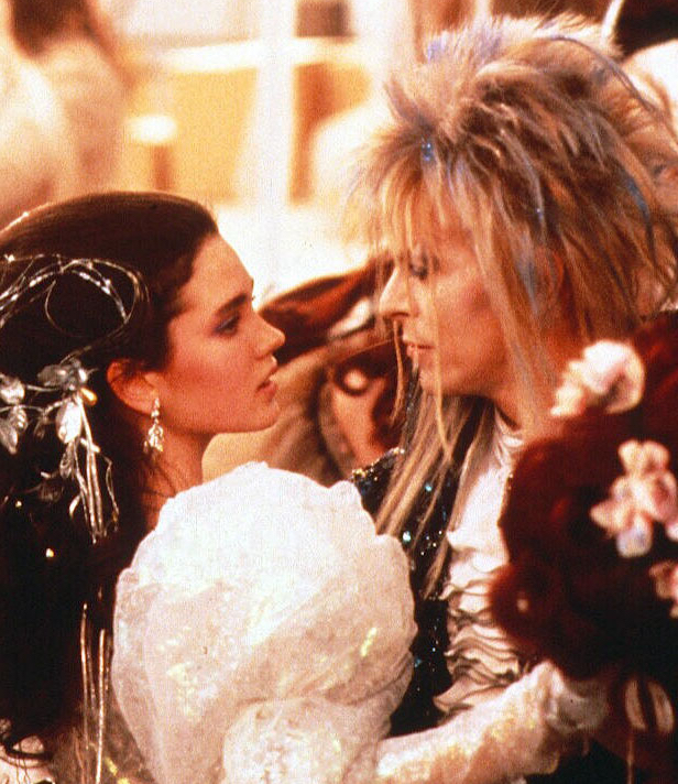 As the World falls down - aus dem Film Labyrinth, Lucasfilm and The Jim Henson Company, 1986
